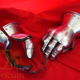 Gauntlets and Mittens